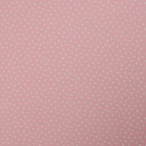 Popelín Algodón 100% patchwork corazones