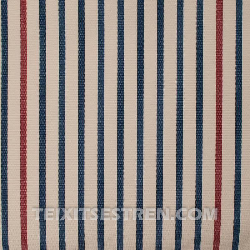 Lona rayas 3 20 ref 494 teixits es tren - Loneta para tapizar ...
