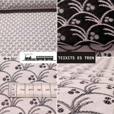 Jacquard tapicería