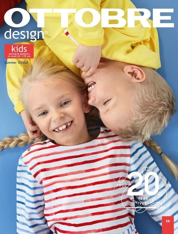 Ottobre Kids summer 2020