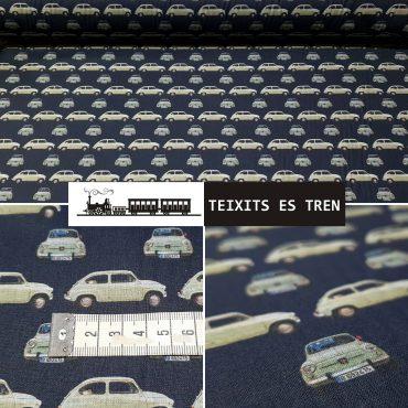 Algodon 150 ref1142 Seat Seiscientos Sisens