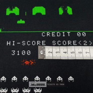 Space Invaders ref. 1148