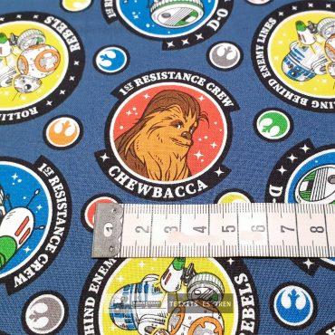 Licencias Star-wars Star Wars Algodón 100% ref. 1395