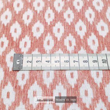 Llengos sobre popelín de algodón ref 1452